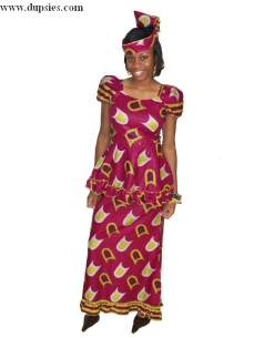 Dupsie's Traditional African clothes for all occasions